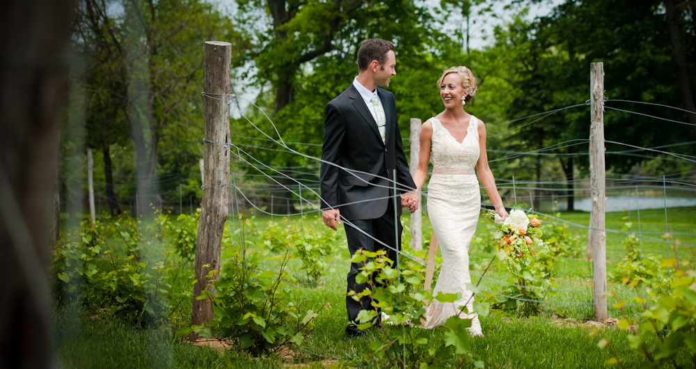 Vineyard Wedding | Gervasi Vineyard | Canton, Ohio | Nick & Kami Swingle