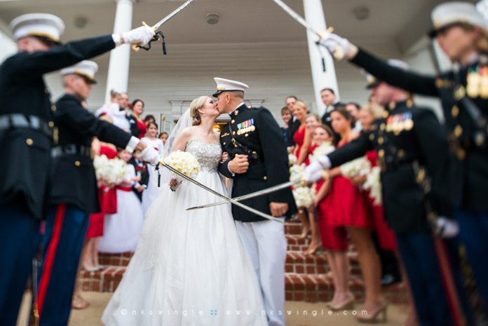 Awesome Marine Dress Blues Wedding Gallery Styles Ideas 2018