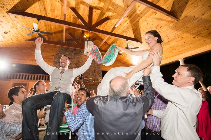 House Mountain Inn Wedding