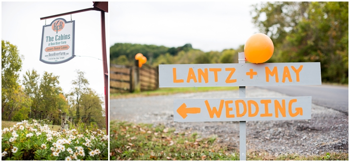 Brandon & Crystal's Rustic Rose River Farm Wedding